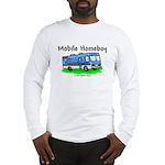 Mobile Home Boy Long Sleeve T-Shirt