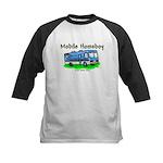 Mobile Home Boy Kids Baseball Jersey