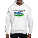 Mobile Home Boy Hooded Sweatshirt