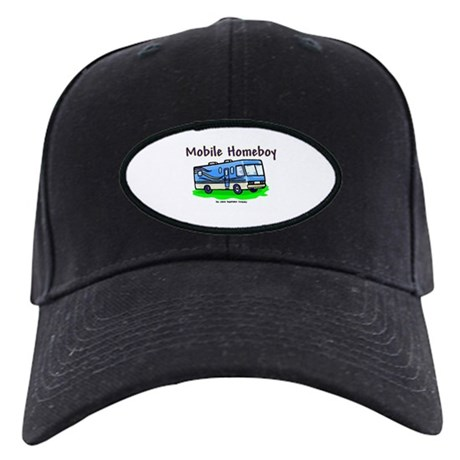 Mobile Home Boy Black Cap