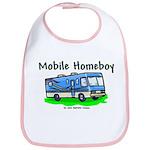 Mobile Home Boy Bib