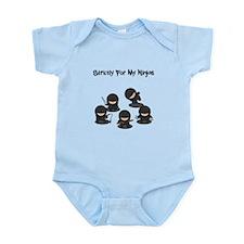 Strictly Ninjas Infant Bodysuit