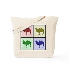 Camel (Bactrian) Tote Bag