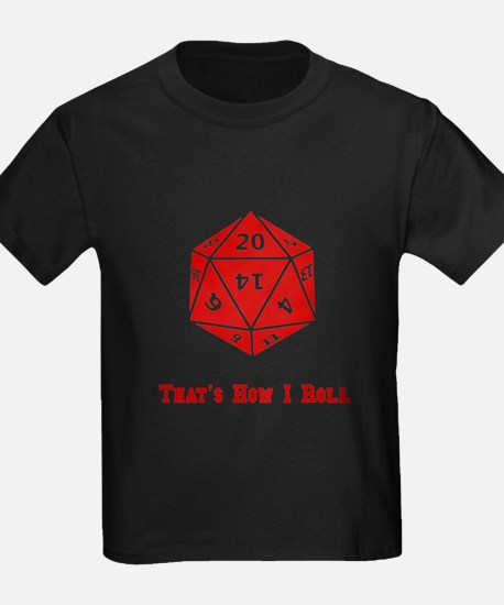 20 Sided Roll T