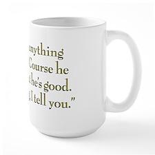 Not Safe Mug