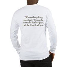 Not Safe Long Sleeve T-Shirt