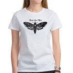 Death's Head Moth Women's T-Shirt