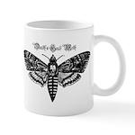 Death's Head Moth Mug