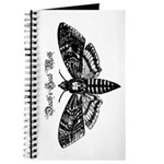 Death's Head Moth Journal