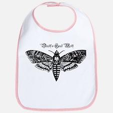 Death's Head Moth Bib