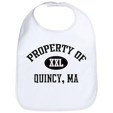 Property of Quincy Bib
