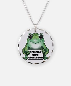 Frog Collector Necklace
