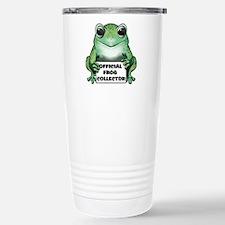 Frog Collector Travel Mug