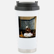 Funny Narcotics dog Travel Mug