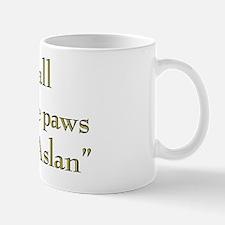 Paws Small Small Mug