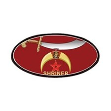 Shriners Patches