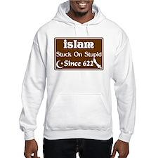 """""""Islam: Stuck On Stupid Since 1622"""" Hood"""