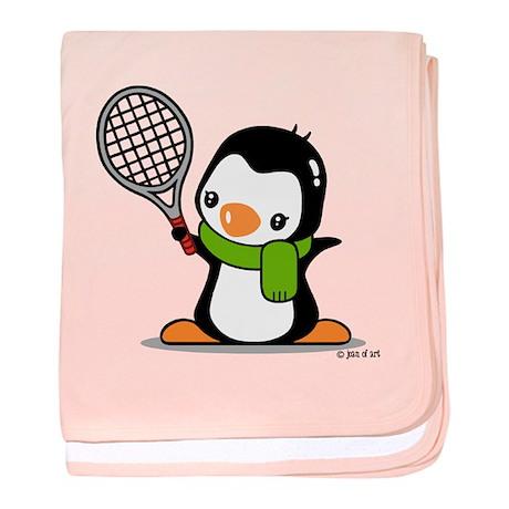 Tennis (70) baby blanket
