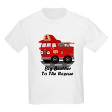 Fire Engine One T-Shirt