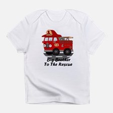 Fire Engine One Infant T-Shirt