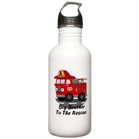 Fire Engine One Stainless Water Bottle 1.0L