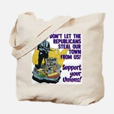 $19.99 Support Your Unions! Tote Bag