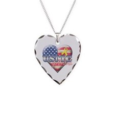 USMC Girlfriend - Necklace