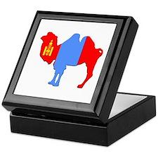 Mongolian Camel Keepsake Box