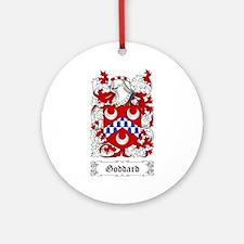 Goddard Ornament (Round)