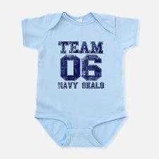 Funny Seal team 6 Infant Bodysuit