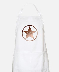 Sheriff Badge Apron