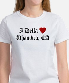Hella Love Alhambra Women's T-Shirt