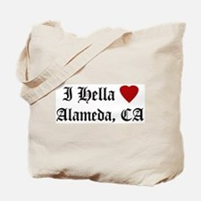 Hella Love Alameda Tote Bag