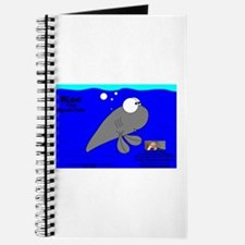 Blee The Spud Fish! Journal