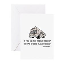 Knockin Rockin Greeting Cards (Pk of 10)