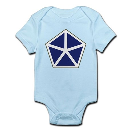 V Corps Infant Bodysuit