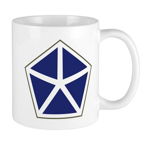 V Corps Mug