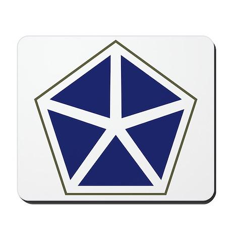 V Corps Mousepad