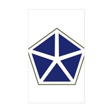 V Corps Decal
