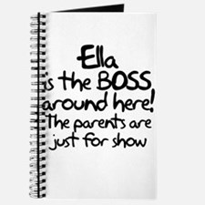 Ella is the Boss Journal