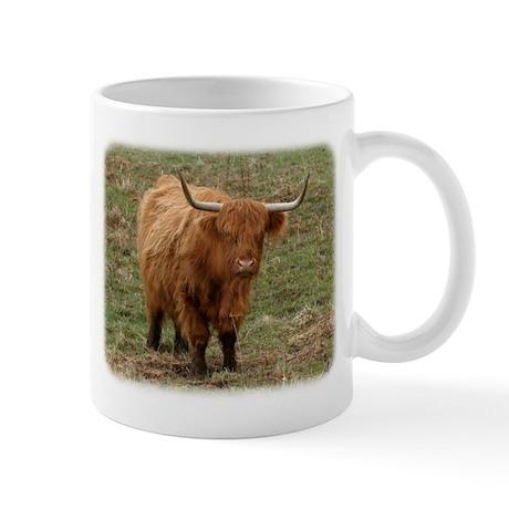 Highland Cow 9Y316D-053 Mug