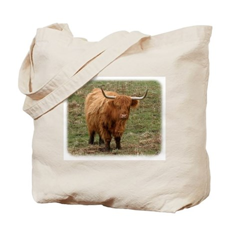 Highland Cow 9Y316D-053 Tote Bag