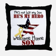 He's not just my Son, He's my Throw Pillow