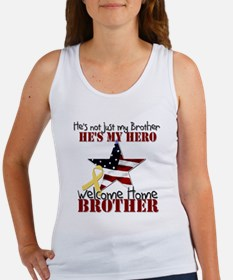 He's not just my Brother, He' Women's Tank Top