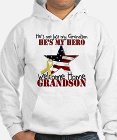 He's not just my Grandson, He Hoodie