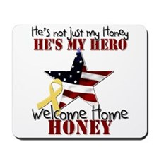 He's not just my Honey, He's Mousepad