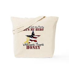 He's not just my Honey, He's Tote Bag