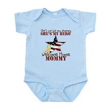 She's not just my Mommy, She' Infant Bodysuit