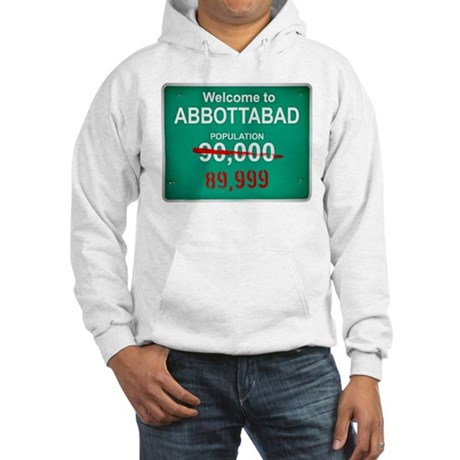 Welcome to Abbottabad Hooded Sweatshirt