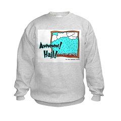 Aww Hail Storm Sweatshirt